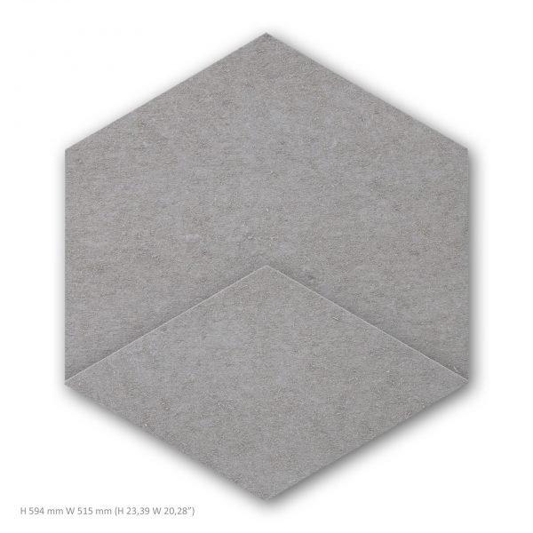 Siinne Heksagon elementti h akustiikkapaneelit