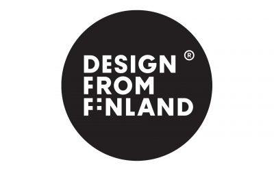 SIINNE-TUOTTEILLE DESIGN FROM FINLAND -MERKKI