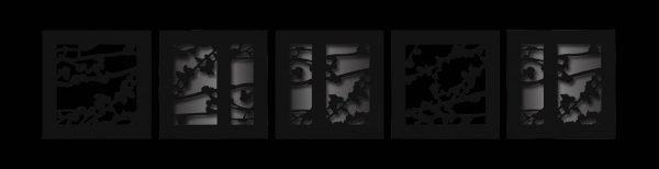 Siinne Vaivaiskoivu kpl Akustiikkataide akustiikkavalaisimet valoakustiikka